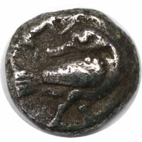 Diobol 500 v. Chr avers
