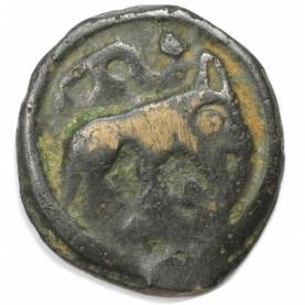 Potin 2. Jhdt v. Chr revers