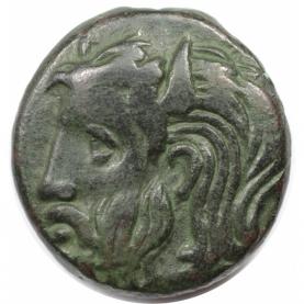 Tetrahalk 300 - 280 v. Chr avers