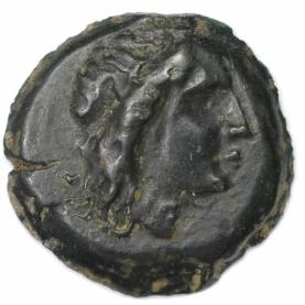 Bronze 325 - 275 v. Chr avers