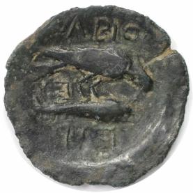 Bronze 325 - 275 v. Chr revers