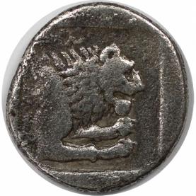 Tetrobol 443 - 438 v. Chr revers