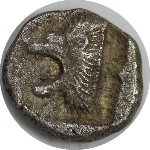AR-Diobol 480 - 400 v. Chr revers