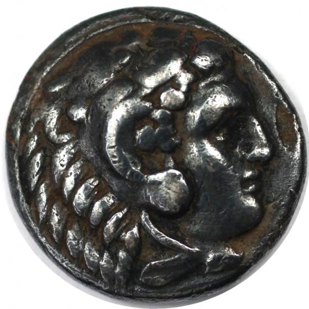 Drachme 323 - 317 v. Chr avers