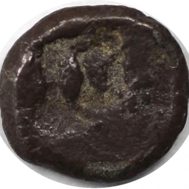 Hemiobol 500 v. Chr revers