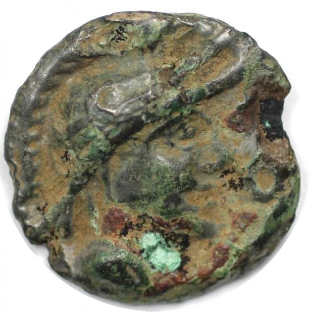 Potin 52 v. Chr avers