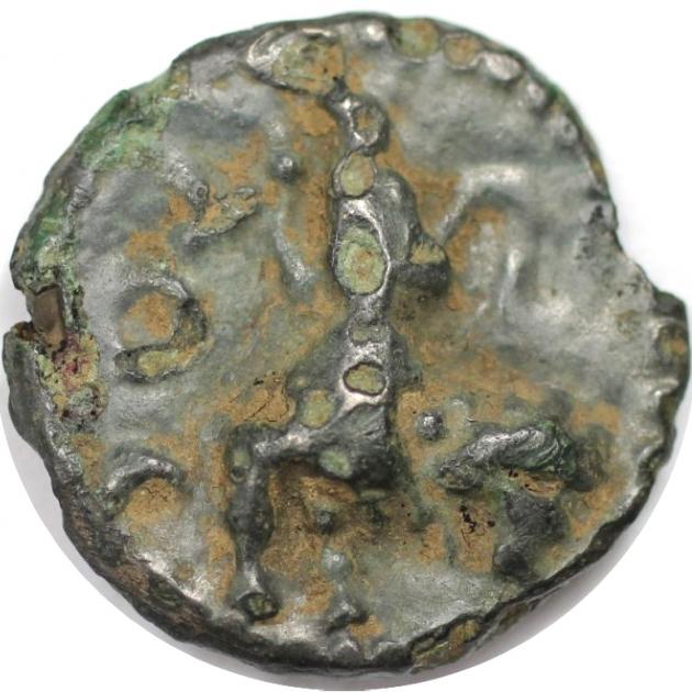 Potin 52 v. Chr revers