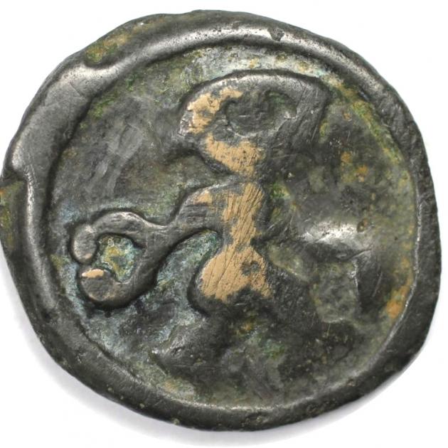 Potin 2. Jhdt v. Chr avers