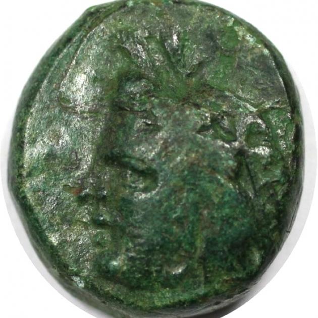 Halk 350 - 330 v. Chr avers