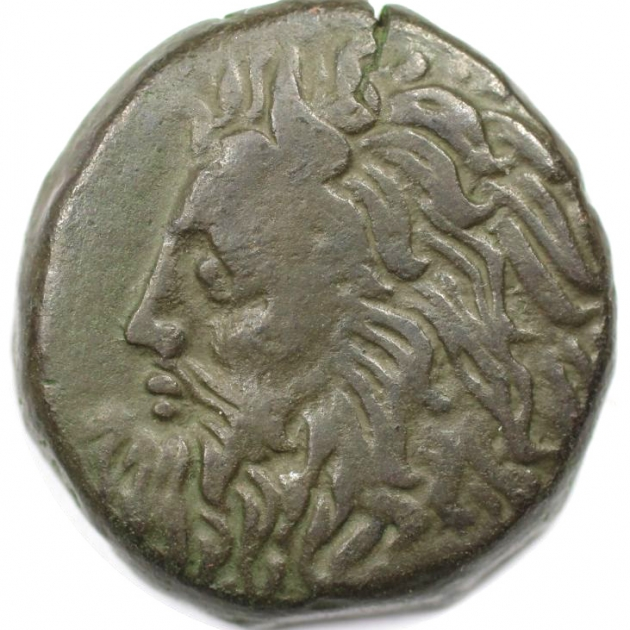 Tetrahalk 310 - 300 v. Chr avers