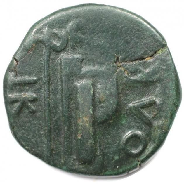 Tetrahalk 310 - 300 v. Chr revers