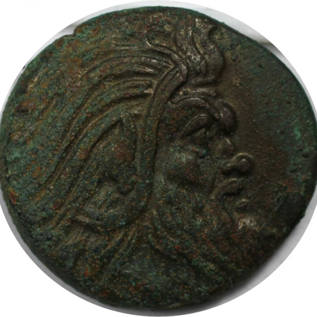 AE 314 - 310 v. Chr avers