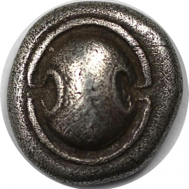Hemidrachme 425 - 375 v. Chr avers